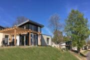 Huisjes op Mont Royal van Landal modern uitziend huisje