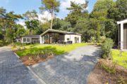 Vakantiehuis in het bos bij Lochem