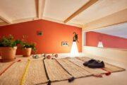Extra ruimte in de vorm van een vide in het vakantiehuis