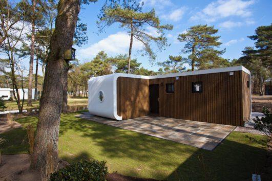 Uniek vakantiehuis op Droompark