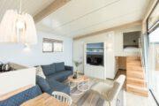 Volledig ingericht vakantiehuis, compact maar comfortabel