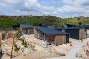 Vakantiehuizen in de duinen bij Bloemendaal