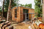 Tiny house van Droomparken